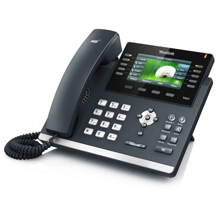 Yealink SIP-T46G Color IP Phone