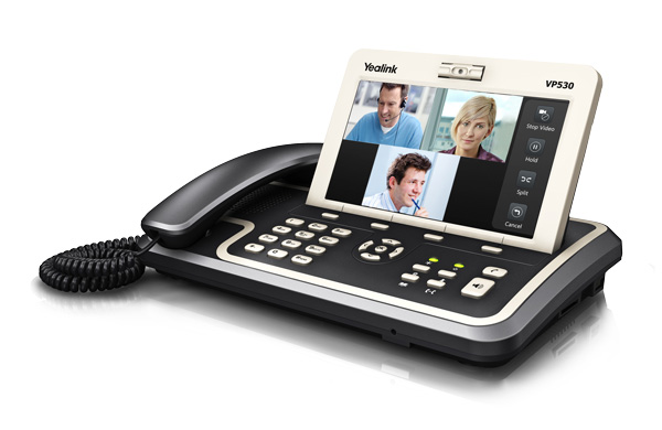 Yealink VP530 Color IP Video Phone