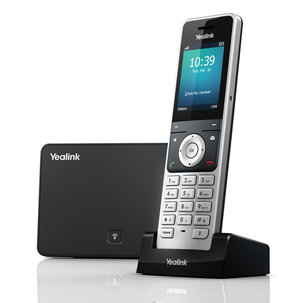 Yealink W56P HD IP Cordless Phone System
