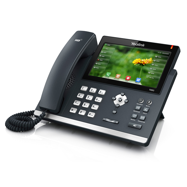 Yealink SIP-T48G Color IP Phone